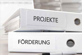 Stiftung Integration - Ordner